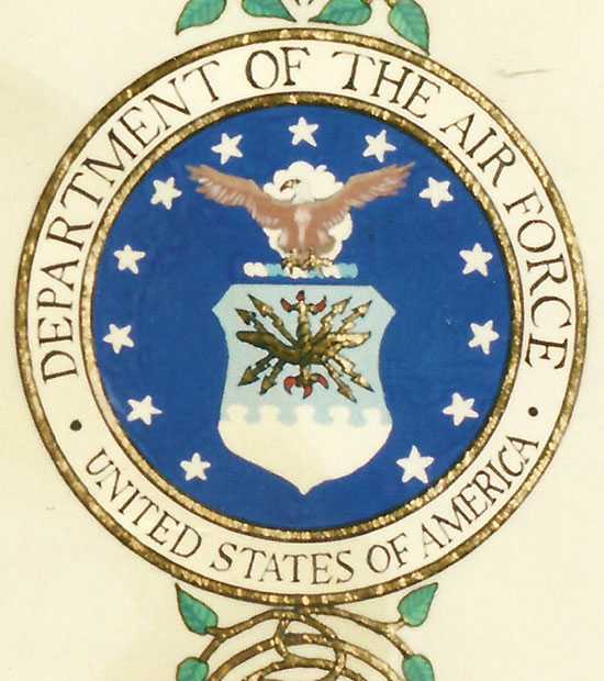 USAF 50th Anniversary